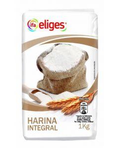 Harina integral ifa eliges bolsa 1k