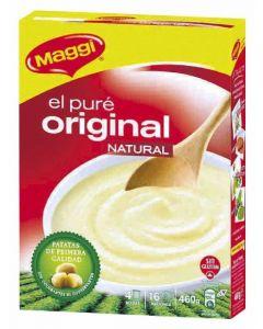 Pure de patata normal maggi 230g