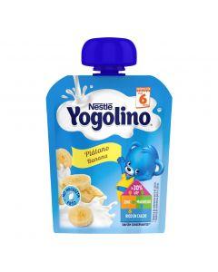 Pouch de plátano iogolino nestlé 90g