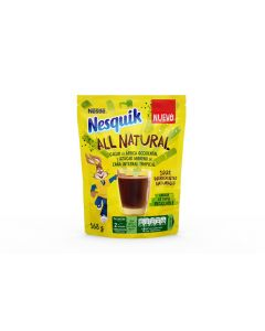 Cacao instant all natural nesquick 168gr