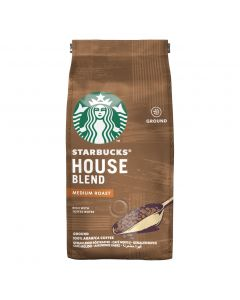Café molido house blend starbucks 200gr