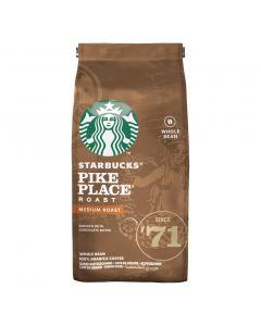 Café en grano pike place starbucks 200gr