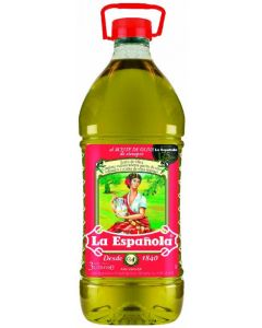 Aceite oliva  suave  la española 3l
