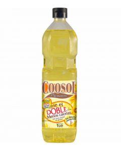 Aceite de girasol  coosol 1 l