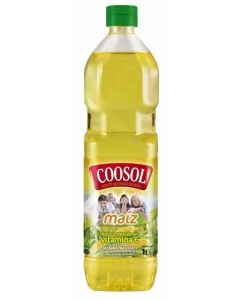 Aceite de maiz  coosol  1l