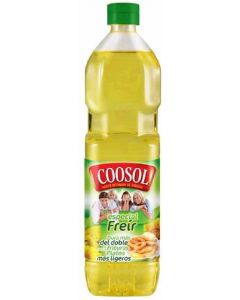 Aceite girasol especial freir coosol  1l