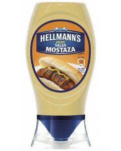 Mostaza hellmanns calve 250ml
