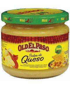 Salsa de queso old el paso tarro 200g