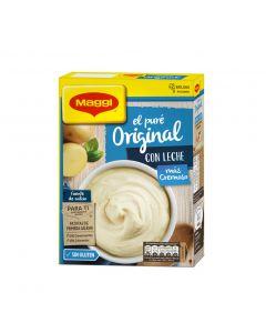 Pure con leche maggi  230g