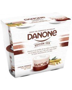 Yogur azucarado danone 1919 pack de 2 unidades de240g