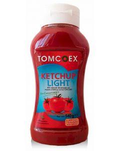 Ketchup tomcoex light 540g