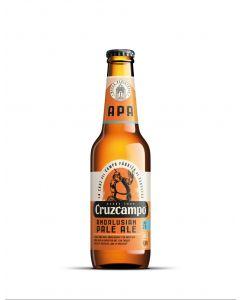 Cerveza apa cruzcampo bot 33cl