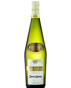 Vino blanco d.o. penedés selección eco la miranda 75cl