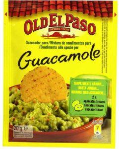 Sazonador guacamole azaconsa 20g