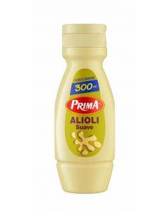 Salsa alioli suave prima 300ml