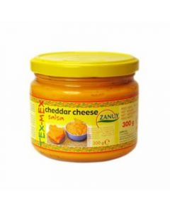Salsa cheddar dip zanuy 300g