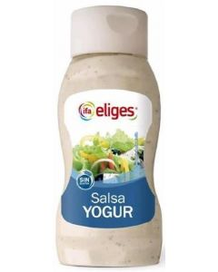 Salsa yogurt ifa eliges bocabajo 300ml