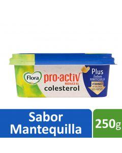Margarina pro-active flora 250 g