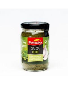 Salsa verde montealbor tarro 180g
