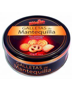 Galleta mantequilla mels 454g