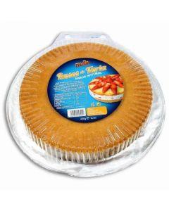 Mels base tarta redonda natural 400gr