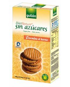 Galleta s/azu dorada diet nature gullon 330gr