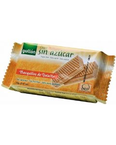 Barquillo s/a diet nature gullon 210 grs