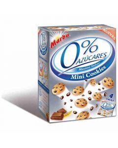 Galleta marbu mini cookies 0% azucares artiach 120g