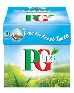 te pg tips 40 sobres