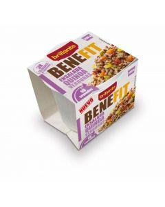 Ensalada  quinoa brillante benefit vaso 200g