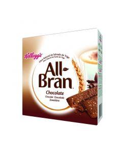 Barrita de fibra con chocolate all bran kelloggs p6x40g