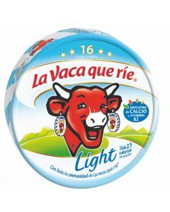 Queso porciones vaca que rie light 16 und 250 gr
