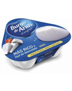 Queso burgo arias mini p3 216 gr