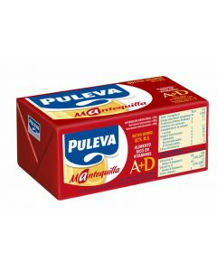 Mantequilla sin sal puleva pastilla 250g