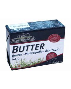 Mantequilla sin sal odeldenburger pastilla 250g
