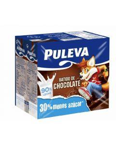 Batido de cacao puelva pack de 6 unidades de 200ml