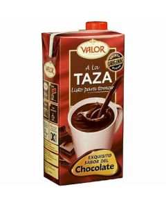 Valor chocolate a la taza 1l