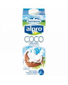 Bebida de coco alpro brik 1l