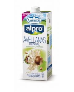 Bebida de avellana alpro brik 1l