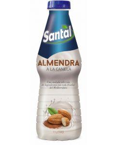 Bebida almendra y canela santal botella 1l