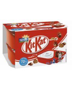Yogur natural kit kat nestle p-2x125g