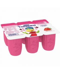 Petit fresa danonino p6x50g
