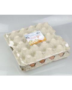Huevos frescos clase xl  san rafael  20ud