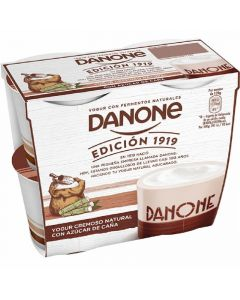 Yogur azucarado danone 1919 p-2x240g