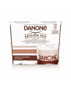 Yogur natural danone 1919 p-2x240g