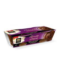 Mousse supreme triple chocolate nestle p2x 90