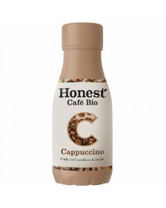 Café capuccino   honest pet 240ml