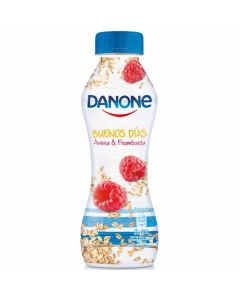 Yogur liquido avena frambruesa danone 280ml