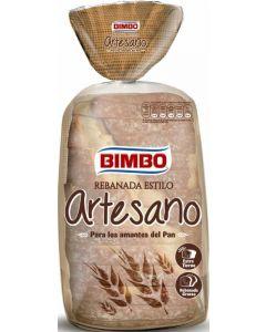 Pan artesano bimbo 550g