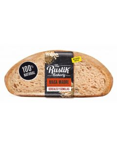 Hogaza  cereales the rustik bakery  450g
